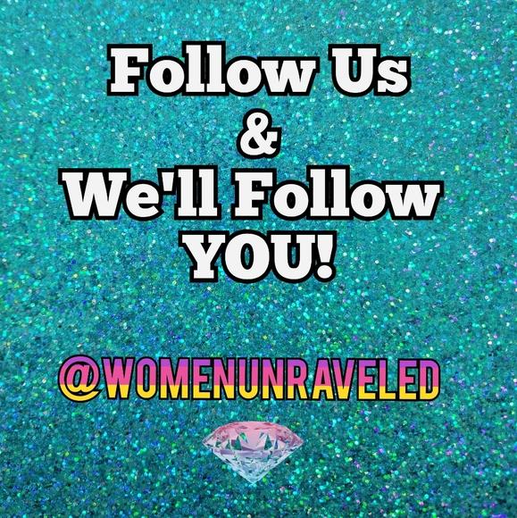 Follow Us @womenunraveled